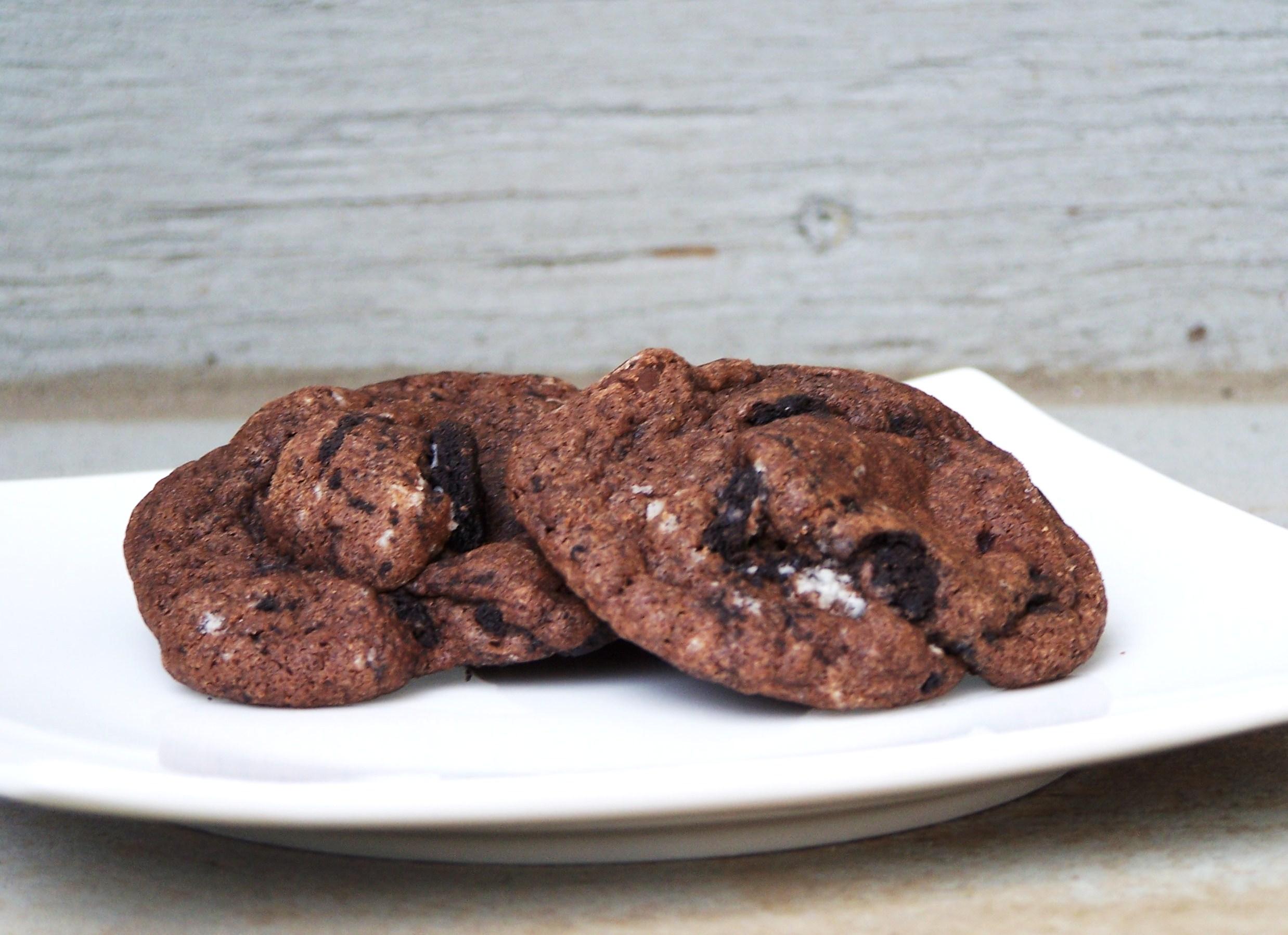 Oreo Studded Cookies