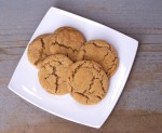 The Best Chewy Gingersnaps