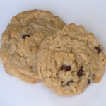 Saturday Sweets: Peanut Butter Oatmeal Chocolate Chip Cookies