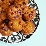 Cranberry Apple Upside-Down Muffins