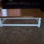 Furniture Refinish: Coffee Table