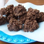 No Bake Chocolate Oat Delights