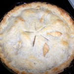Basic Pie Crust (for double crust pie)