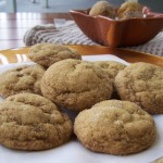 Pumpkin Gingersnaps