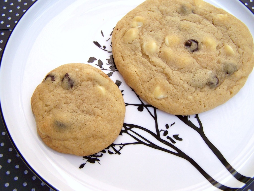 Jumbo Chewy Chocolate Chip Cookies