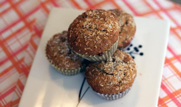 Morning Magic Muffins