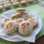 The Great Food Blogger Cookie Swap: Empire Cookies