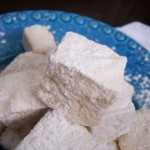 Fluffy Homemade Marshmallows