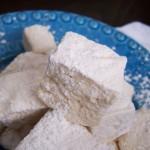 Fluffy Homemade Marshmallows