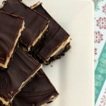 Orange Nanaimo Bars