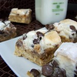 Serious S'mores Bars
