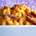 Bacon & Butternut Squash Mac 'n' Cheese