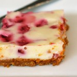 Saturday Sweets: Lemon Raspberry Squares