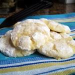 Saturday Sweets: Lemon Crinkle Cookies