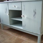 Furniture Refinishing: Pine Sideboard