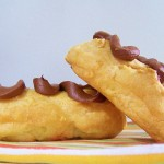 First on the First: Eclairs!