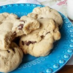 Saturday Sweets: Brown Butter & Cream Cheese Chocolate Chip Cookies