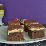 Saturday Sweets: Cadbury Creme Egg Brownies