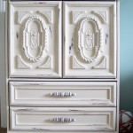 Furniture Refinish: Toy Cupboard