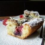 Saturday Sweets: Summer Berry Cake