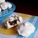 """Saturday Sweets: """"Forget-Me"""" Meringue Cookies"""