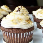 Saturday Sweets: Chocolate Surprise Cupcakes