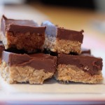 Saturday Sweets: Peanutty Candy Bars