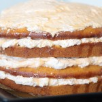 Saturday Sweets: Pumpkin Layer Cake