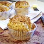 Pumpkin Graham Muffins