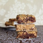 Saturday Sweets: Cranberry Chocolate Oat Bars