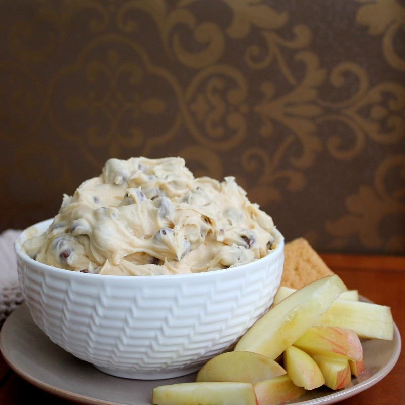 Peanut Butter Cream Cheese Dip