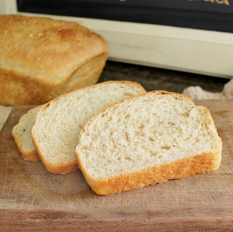 Quick Homemade Sandwich Bread