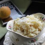 Baked Lemon Parmesan Risotto