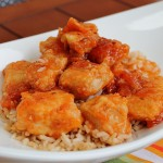 Sweet & Sour Chicken Bites