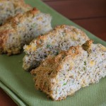 Savoury Herb Cheese Scones