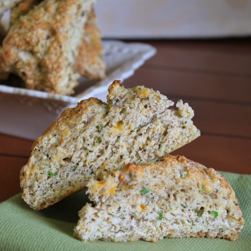 Herb & Garlic Scones