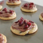 Saturday Sweets: Chocolate Cranberry Bliss Cookies