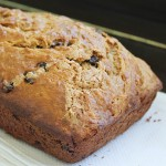 Saturday Sweets: Peanut Butter Chocolate Chip Banana Bread