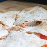 Baked Mediterranean Chicken Quesadillas