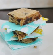 Salted Blondies