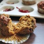 Carrot & Beet Muffins