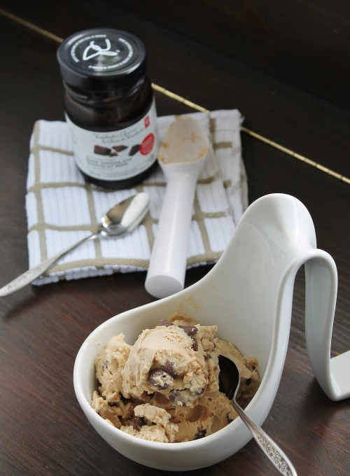 Cookie Dough Frozen Yogurt