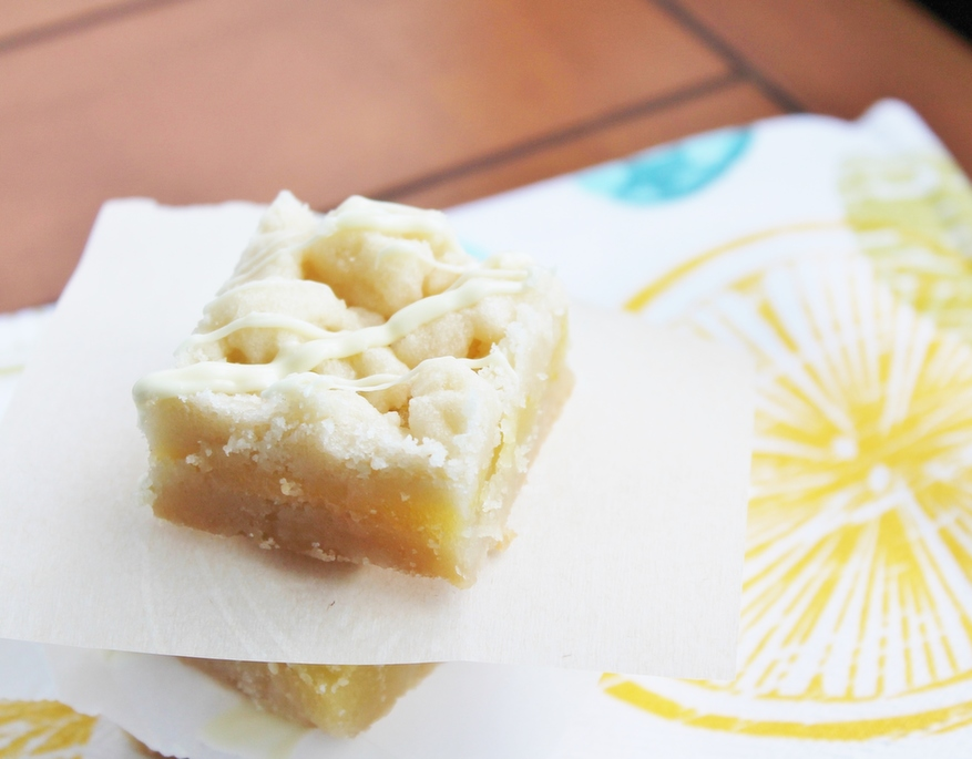 Lemon Shortbread Bars Recipes — Dishmaps