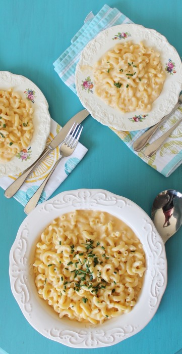 Creamy Homemade Mac & Cheese