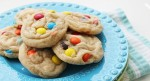 Saturday Sweets: Jumbo Chewy M+M Cookies