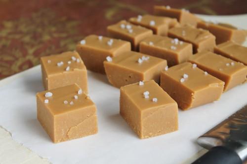Penuche - caramel fudge