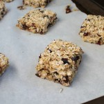 Saturday Sweets: Granola Bars