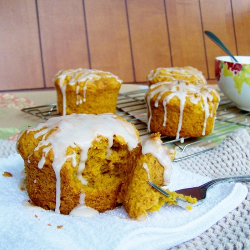 Pumpkin Breakfast Cake