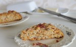 Sweet Potato and Bacon Biscuits/Scones - perfect for breakfast, lunch, or dinner!