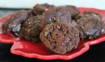 Saturday Sweets: Double Chocolate Zucchini Cookies